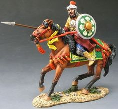 KING-COUNTRY-MEDIEVAL-KNIGHTS-SARACENS-MK044-SARACEN-WITH-LANCE-UP-MIB