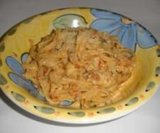 Recipe Sundried Tomato,Chicken and Linguini in a Cream Sauce by Sharon - Recipe of category Main dishes - others