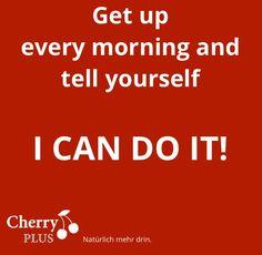 CherryPLUS. I can do it!