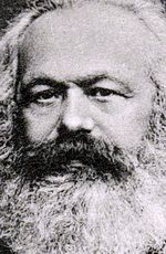 Karl Marx ( #KarlMarx ) - a German philosopher, economist, sociologist, journalist, and revolutionary socialist whose two most notable books are The Communist Manifesto (1848) and Das Kapital (1867–1894) - born on Tuesday, May 5th, 1818 in Trier, Kingdom of Prussia, German Confederation, Germany