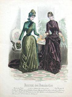 December 1884 Journal des Demoiselles