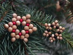 Tutorial for Wood Bead Star Ornaments
