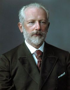Pyotr Ilyich Tchaikovsky - colorized by Jecinci // Tchaikovsky was a Russian composer of the romantic period, whose works are - What Is Classical Music, Classical Music Composers, Colorized Historical Photos, Historical Pictures, Most Popular Music, Romantic Period, Conductors, Music Love, Aretha Franklin
