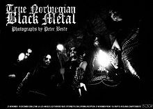 True Norwegian Black Metal. Norway. 5-part documentary covers some aspects of the life of black metal vocalist Gaahl. Made for TV. 2007