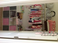 Project Nursery - Closet