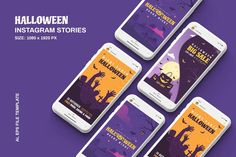 Do you need Social Media Template for Halloween? Get this spooky Halloween template level up your Insta story ideas. $10 #sponsored #ad Halloween Templates, Instagram Story Template, Social Media Template, Website Themes, Level Up, Spooky Halloween, Social Media Marketing, Creative, Scary Halloween