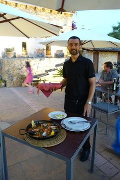 Probably the best non-touristy restaurant in north-east Mallorca, green idyllic surroundings, freshly prepared delicious local dishes and the friendliest service you've ever experienced   Sa Tafona de Son Fang restotant, Arta