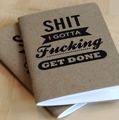 the to do list i never get done