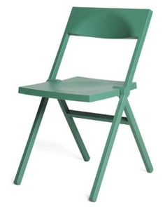 Piana Folding Chair by Sir David Chipperfield for Alessi