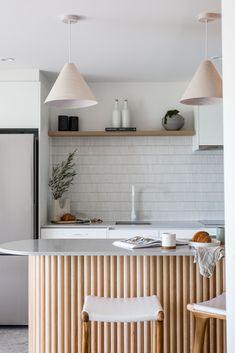 Interior Desing, Interior Design Kitchen, Bathroom Interior, Cocinas Kitchen, Modern Kitchen Design, French Kitchen Decor, Scandinavian Kitchen, Scandinavian Interior, Küchen Design