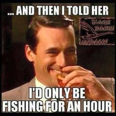 One of the greatest fishing memes EVER