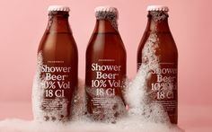This Beer Is Made Specifically for Drinking in the Shower — Food News
