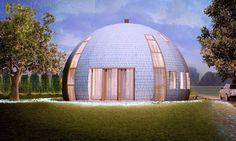 (Xây dựng) - Được xây dựng từ 95 % vật liệu tự nhiên, các tòa nhà mái vòm của Công ty kiến trúc Nga SkyDome đã mang đến vẻ đẹp của không gian mới lạ, nội thất tinh tế, thậm chí còn đẹp hơn những gì bạn đang nhìn thấy ở bên ngoài.