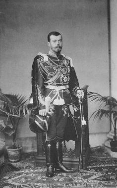 Nicholas II, Emperor of Russia (1868-1918) when Tsesarevich | Royal Collection Trust