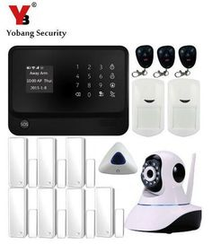 Special Section Yobang Security Wireless Home Security Wifi Gprs Gsm Alarm System App Remote Control Wireless Smoke Detector Traveling Back To Search Resultssecurity & Protection