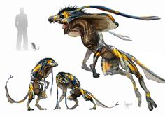Horntail full image by ATAnderson on deviantART