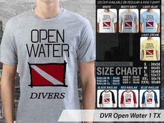 Kaos Desain Scuba Divers, Kaos Komunitas Diving, Kaos Casual Diving, Kaos Diving Model Terbaru