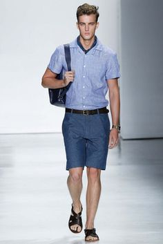 Todd Snyder Spring 2016 Menswear Fashion Show: Complete Collection - Style.com