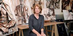 Dall'EnoArte ai dipinti su jeans, Elisabetta Rogai in mostra http://www.firenzepuntog.com/dallenoarte-ai-dipinti-su-jeans-elisabetta-rogai-in-mostra/ #enoarte #arte #firenze #mostra #moda #esposizione #jeans