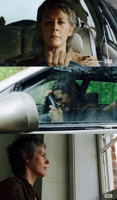 """Carol Seeks Refuge 