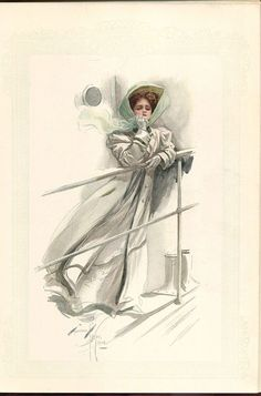 Bachelor Bells Illustrations by Harrison Fisher 1908 Poetry Color Illustrated | eBay