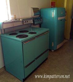 Retro Appliances, Home Appliances, Washing Machine, Decorating Ideas, Kitchen, Home Decor, House Appliances, Cooking, Decoration Home