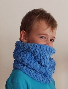 Pro Malé – Velké Rošťáky – Jak háčkovat Baby Scarf, Crochet For Kids, Fingerless Gloves, Baby Knitting, Arm Warmers, Knitted Hats, Beanie, Cowl, Crocheting