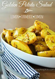 Moroccan Freekeh Pilaf Recipe German Potato Salads, Potato