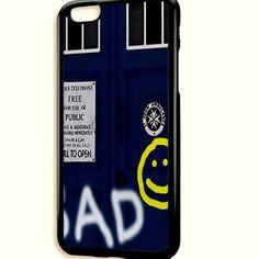 BAD WOLF Sherlock TARDIS for iPhone Case, Samsung Galaxy Case, Blackberry Case, HTC Case, Sony Case – Best Buy Product