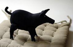 The black pig by adatine