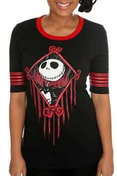 The Nightmare Before Christmas Jack shirt
