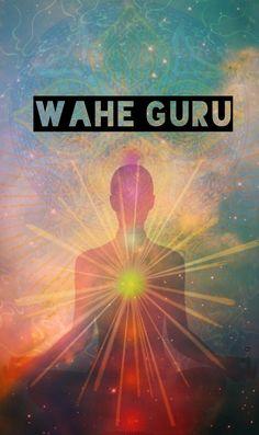 Wahe guru!