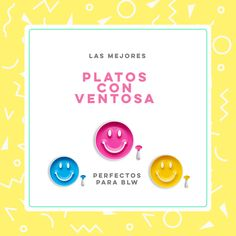 Los Mejores Accesorios para BLW ⋆ www.blwbebe.com ⋆ Spoons, Trays, Dishes, Get Well Soon