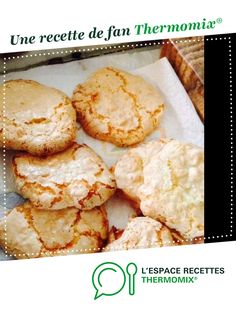Macaron Thermomix, Thermomix Desserts, No Bake Desserts, Macarons, Egg White Recipes, Brownie Cookies, Flan, Beignets, Scones