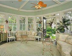 Savannah Mansions - Dixie Delights 2 color ceiling, braid run