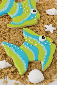 Tropical Fish Cookie Cutter  $5.00 http://www.fancyflours.com/product/Cookie-Cutter-Tropical-Fish/s