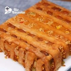 kafesli pilav tarifi Apple Pie, Waffles, Make It Yourself, Breakfast, Desserts, Food, Youtube, Morning Coffee, Tailgate Desserts