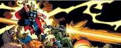 Thor, di Walter Simonson #fumetti #thor #marvel #sugarpulp