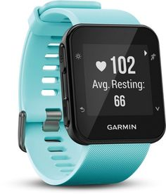 Garmin Forerunner 35 GPS Watch + Heart Rate Monitor