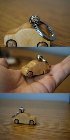 Making Wooden Car Keychain Handmade Gifts For Boyfriend, Boyfriend Gifts, Boyfriend Ideas, Wooden Keychain, Bois Diy, Wooden Car, Wood Gifts, Wooden Crafts, Scroll Saw