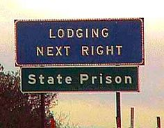 You know it's a bad day when the GPS leads you here after asking it for the nearest motel!