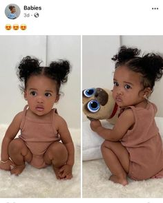 Newborn Black Babies, Cute Black Babies, Black Baby Girls, Beautiful Black Babies, Cute Little Baby, Pretty Baby, My Baby Girl, Beautiful Children, Cute Babies