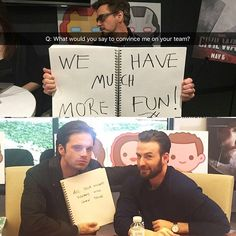 I'd choose Chris and Seb, all day everyday. #HiveSurvives