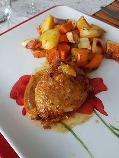 Canard au miel & à l'orange   Ma p'tite cuisine