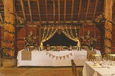 Relaxed Rustic Coral Peony Barn Wedding http://www.benjaminstuart.co.uk/