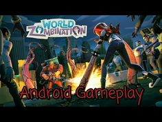 WORLD ZOMBINATION Gameplay on Android / Partida de WORLD ZOMBINATION en Android - YouTube #androidgame #android #mobile #gaming #zombies #galaxys6 #s6edge
