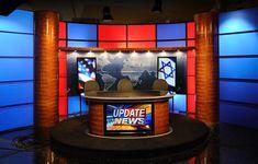 TV Set Design for GLC