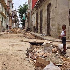 Havana, Cuba. Ruinas.