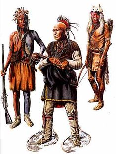 While individual Iroquois tribes continued to launch raids over the next few…