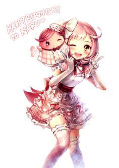 Naru's Birthday - Pretty Rhythm: Rainbow Live